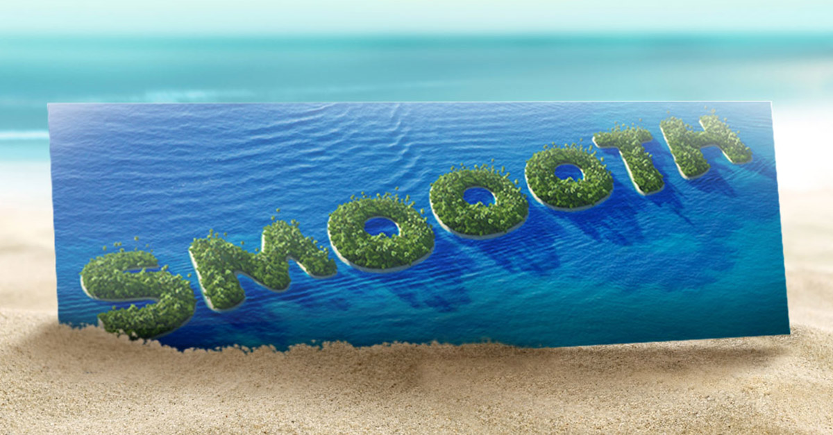 tropika smoooth web banner design introduction image