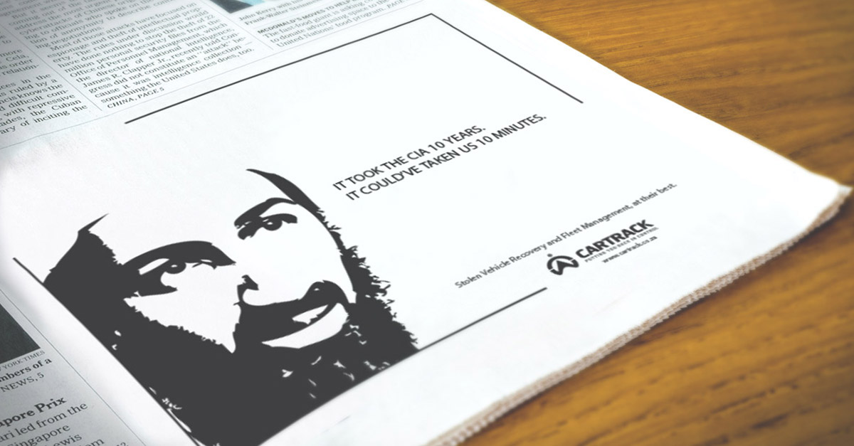 cartrack print advertising introduction image