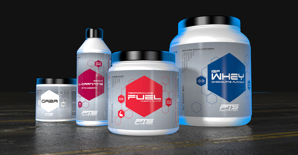 pts nutrition 3d product modeling introduction image